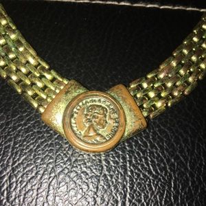 Gold 1925 King Sovereign Coin Necklace 💥NWT💥